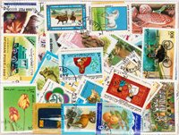 Afghanistan - 333 different stamps