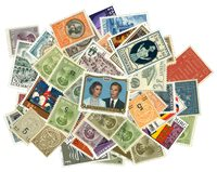 Luxembourg - 85 timbres neufs différents