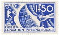 Ranska (15) 1936 - YT 327 - Käyttämätön