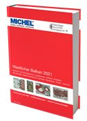 MICHEL - Vestbalkan 2021 - Frimærkekatalog