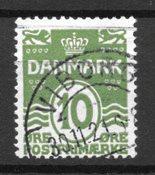 Danimarca - AFA 124 ay - timbrato