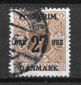 Danimarca - AFA 93 - timbrato