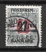 Danimarca - AFA 95 - timbrato