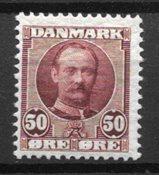Danmark - AFA 58 - Postfrisk
