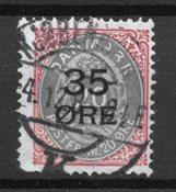 Danmark - AFA 61 - Stemplet