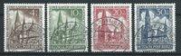 Berliini 1953 - AFA 108-11 - Leimattu