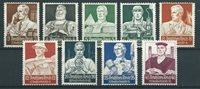 Empire allemand 1934 - AFA 549-57 - Neuf