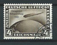 Empire allemand 1933 - AFA 493 - Oblitéré