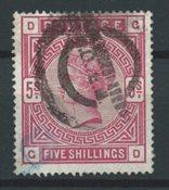 Englanti 1883-83 AFA - Leimattu