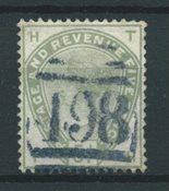 Englanti 1883-78 AFA - Leimattu