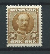 Danimarca 1907 - AFA 59 - nuovo linguellato