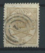 Danimarca 1864 - AFA 14 - timbrato