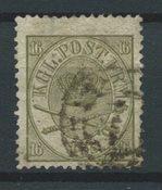 Danimarca 1864 - AFA 15 - timbrato