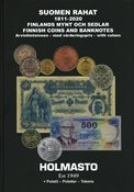 Book - Finnish coins and banknotes 1811-2020