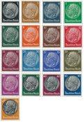 Empire Allemand 1933 - Michel 512-528 - Neuf