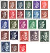 Empire Allemand 1941 - Michel 781/802A+826/827 - Neuf