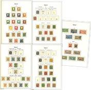 Island 1876-1990 - Samling i 1 fortryksalbum