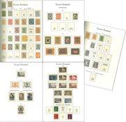 Finland 1889-1994 - Collectie in 1 voordrukalbum