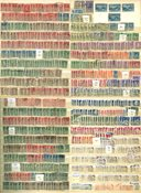 Canada - Duplicate collection in 1 stockbook - Cancelled