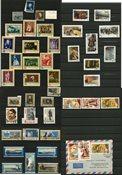 Pays différents - Collection dans une reliure - Oblitéré