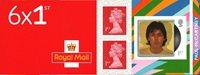 England - Paul McCartney - Postfrisk frimærkehæfte
