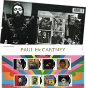 England - Paul McCartney - Souvenirmappe