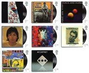 England - Paul McCartney - Postfrisk sæt 8v