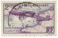France 1934 - YT A7 - Oblitéré