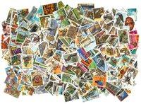 Zambia - Frimærkepakke 200 forskellige
