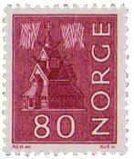 Norge - AFA 520 - Postfrisk