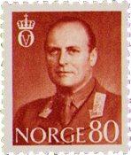 Norge - AFA 449 - Postfrisk
