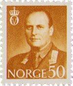 Norge - AFA 447 - Postfrisk