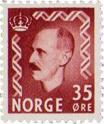 Norge - AFA 375 - Postfrisk