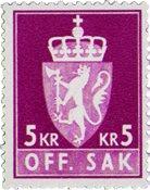 Norge - AFA TJ90F - Postfrisk