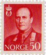 Norge - AFA 488 - Postfrisk