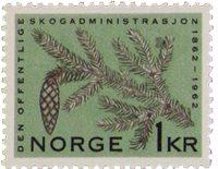 Norge - AFA 484 - Postfrisk