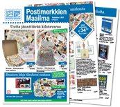 Postimerkkien Maailma - LPG213
