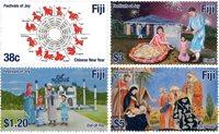Figi - Festival della gioia - serie nuova 4 val.