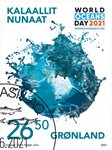 FN's verdens havdag - Dagstemplet - Frimærke