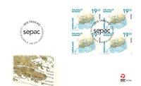Sepac 2021: Historiske landkort - FDC/4