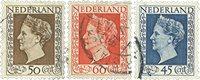 Holland - NVPH 487-89 - Stemplet