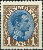 Danmark - AFA 131a - Postfrisk