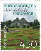 Austria - Bundesgarten - Mint stamp