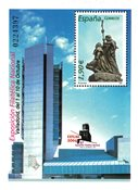 Spanien - Exfilna 2004 - Postfrisk miniark