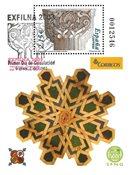 Spanien - Exfilna 2003 - Stemplet miniark