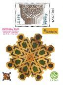 Spanien - Exfilna 2003 - Postfrisk miniark