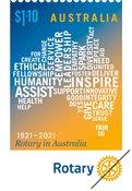 Australia - Rotary 2021 - Mint stamp