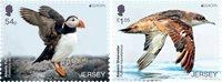 Jersey - EUROPA 2021 - Uhanalaiset villieläimet - Postituoreena (2)
