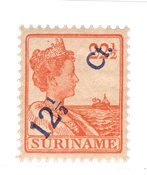 Suriname 1926 - NVPH 115 - Postituore