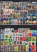 Liechtenstein 1962-1992 - Postituore